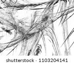 grunge abstract black and white ...   Shutterstock . vector #1103204141