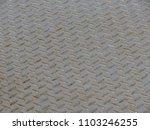 diamond steel plate industrial... | Shutterstock . vector #1103246255
