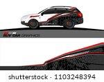 car graphic background vector.... | Shutterstock .eps vector #1103248394