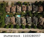 aerial drone image of... | Shutterstock . vector #1103280557