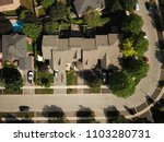 aerial drone image of... | Shutterstock . vector #1103280731