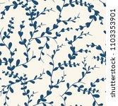 herbal seamless pattern. many... | Shutterstock .eps vector #1103353901