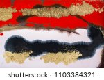marble abstract acrylic... | Shutterstock . vector #1103384321