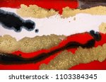 marble abstract acrylic... | Shutterstock . vector #1103384345