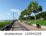 Waterfront Park In Charleston ...
