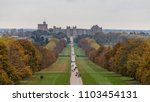 Windsor Castle From The Long...