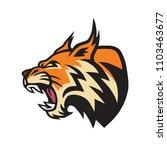 Lynx Wildcat Logo Mascot Vector
