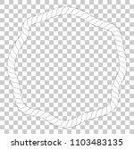 asymmetric square shape  frame... | Shutterstock .eps vector #1103483135