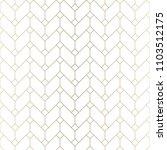 oriental line pattern. gold... | Shutterstock .eps vector #1103512175