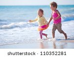 children playing outdoors at...