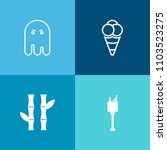 modern  simple vector icon set... | Shutterstock .eps vector #1103523275