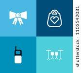 modern  simple vector icon set...   Shutterstock .eps vector #1103542031