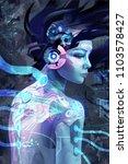 Plugged In   Cyberpunk Inspire...