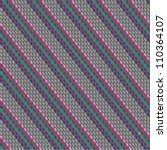Color Knitted Pattern In...