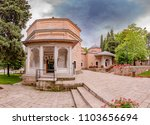 exterior panoramic view of... | Shutterstock . vector #1103656694