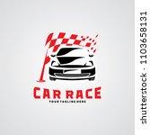 car race automotive vehicle... | Shutterstock .eps vector #1103658131