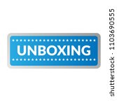 red grunge rubber stamp with... | Shutterstock .eps vector #1103690555
