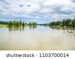 The Fraser River in Flood