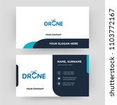 drone photography  business... | Shutterstock .eps vector #1103772167