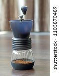 Small photo of Portable Manual Coffee Bean Grinder