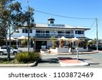woody point  australia   may 31 ... | Shutterstock . vector #1103872469