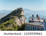 gibraltar  uk   may 18  2017 ...   Shutterstock . vector #1103939861