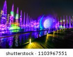 singapore   april 26  2018 ... | Shutterstock . vector #1103967551