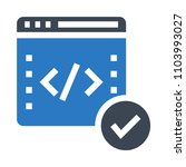 online vector icon