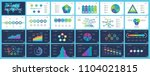 business inforgraphic design... | Shutterstock .eps vector #1104021815