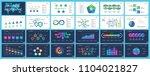 business inforgraphic design... | Shutterstock .eps vector #1104021827