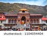badrinath  uttarakhand  india   ...   Shutterstock . vector #1104054404