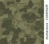 Camouflage Military Background...