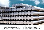 industrial raw materials  heap... | Shutterstock . vector #1104085577