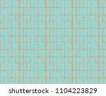 tie dye ornament  turquoise...   Shutterstock .eps vector #1104223829