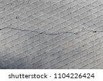 texture of a diamond shaped... | Shutterstock . vector #1104226424