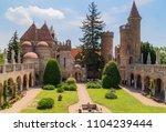 szekesfehervar hungary   may 29.... | Shutterstock . vector #1104239444
