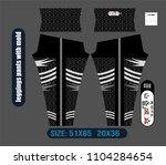 leggings pants fashion... | Shutterstock .eps vector #1104284654