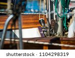 close up of details of the... | Shutterstock . vector #1104298319