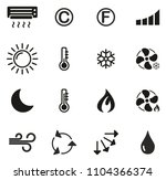 air conditioning or air... | Shutterstock .eps vector #1104366374