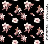 seamless pattern with...   Shutterstock . vector #1104398657