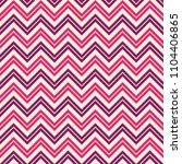 seamless fashion zigzag pattern.... | Shutterstock .eps vector #1104406865