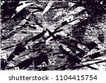 distressed background in black... | Shutterstock .eps vector #1104415754