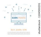 vector design for business... | Shutterstock .eps vector #1104503231