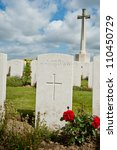 The War Grave Of An Unknown...