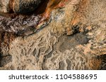 abstract natural rocky... | Shutterstock . vector #1104588695