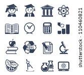 university | Shutterstock .eps vector #110460821