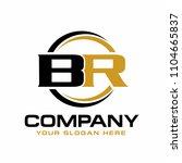 Letter Bs Initial  Modern Logo...