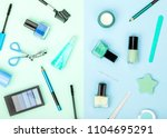 set of professional decorative...   Shutterstock . vector #1104695291