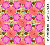 beautiful pattern for... | Shutterstock .eps vector #1104727655