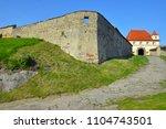 riegersburg  austria   april 28 ... | Shutterstock . vector #1104743501
